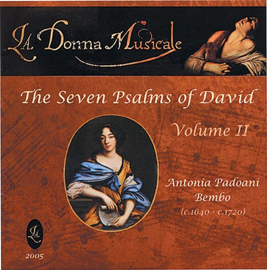 Seven Psalms of David, Vol. II